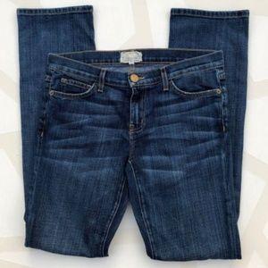 Current/Elliott Rambler Straight Slim Jeans 32